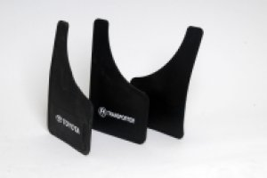 Mudguard for commercial van